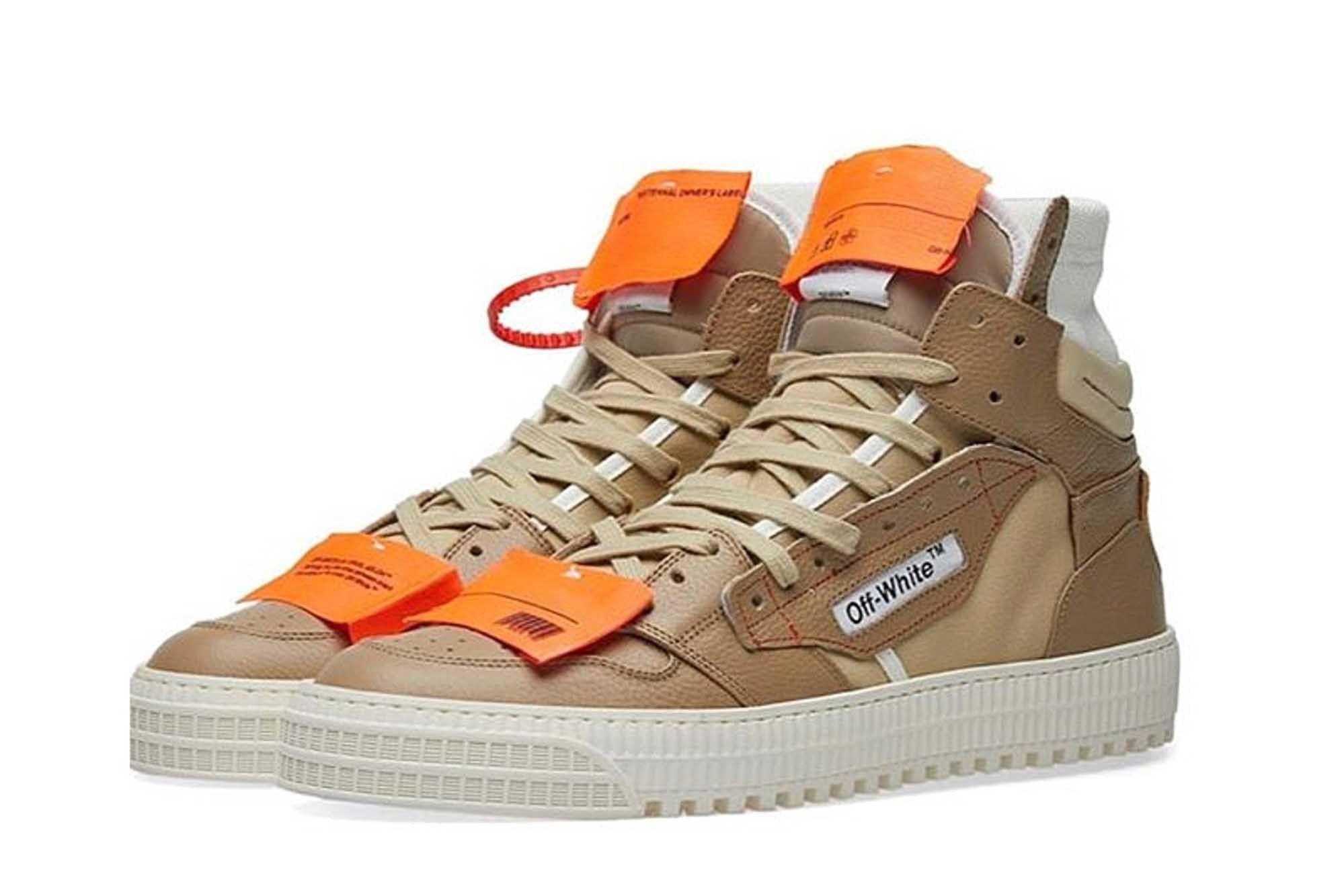 Off White 3 0 Off Court Sneakers 3 Sneaker Freaker