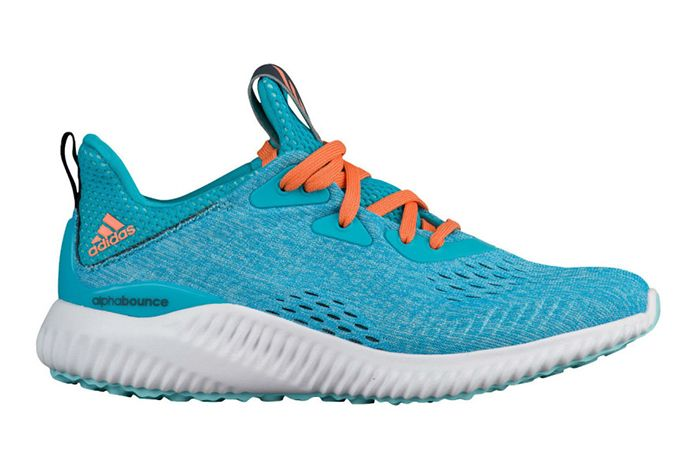 Adidas Alpha Bounce Em Dolphins
