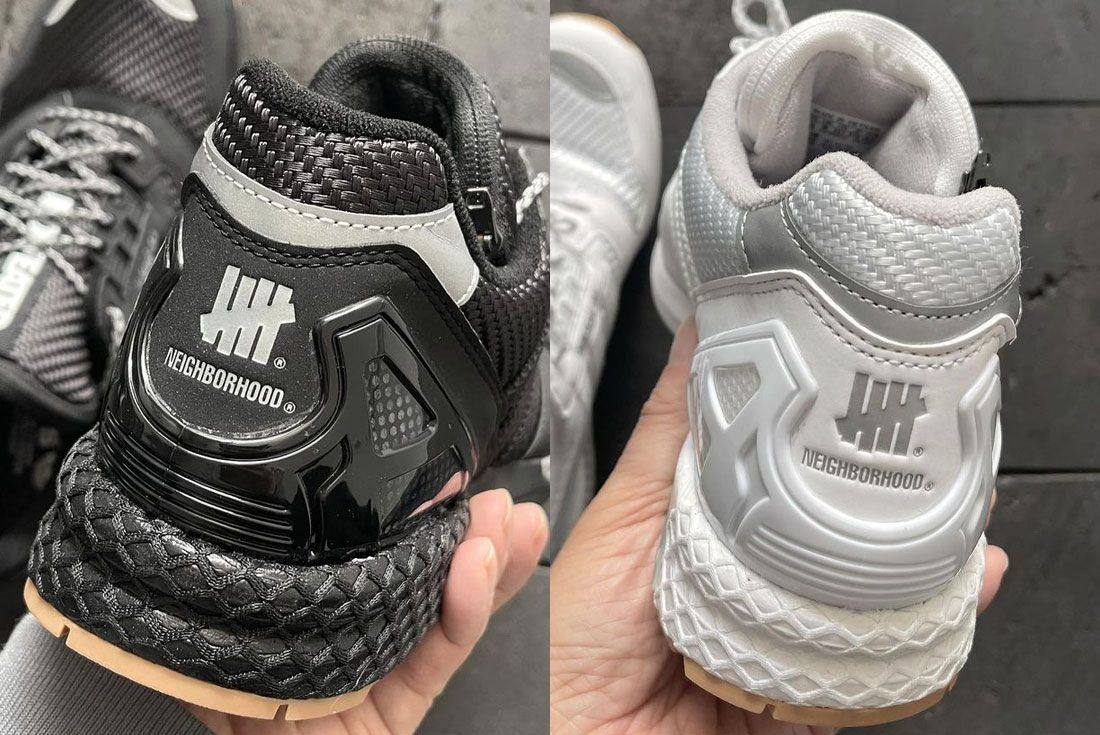 adidas ZX 8000 NEIGHBORHOOD UNDEFEATED 2021