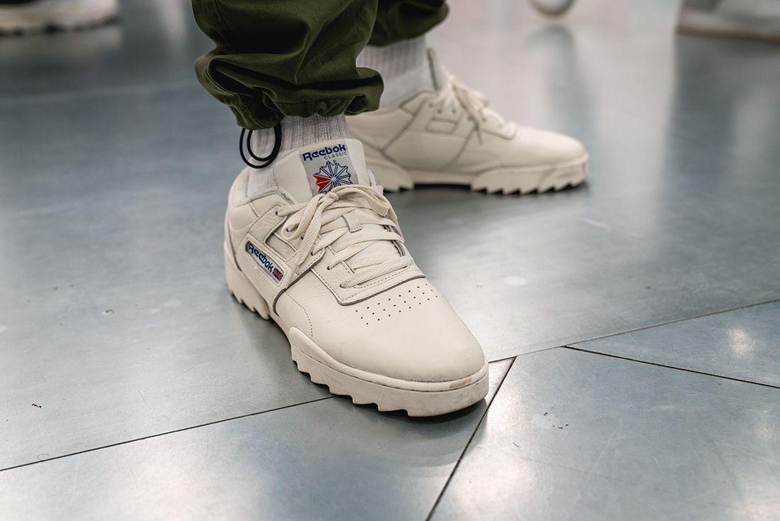 Sneaker Freaker Paris Fashion Week On Foot Shot11