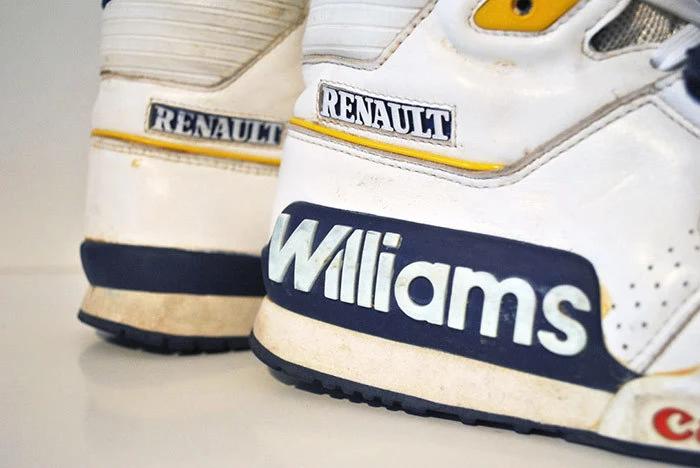 Williams Renault Team Shoe
