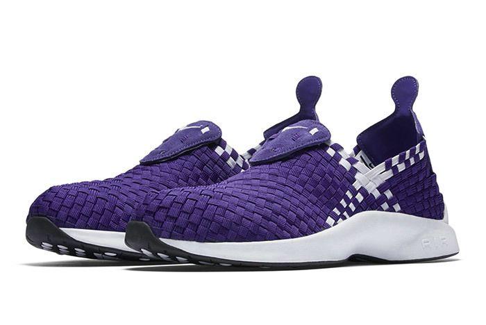 Nike Air Woven Purple
