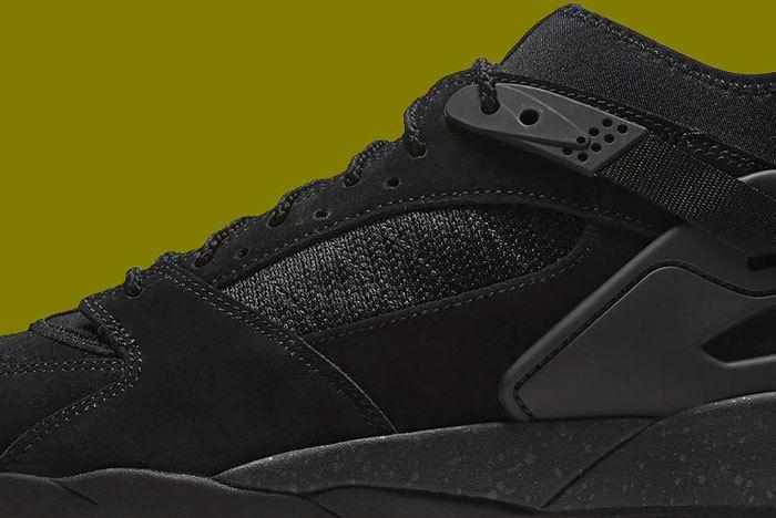 Nike Air Revaderchi Acg Triple Black 3