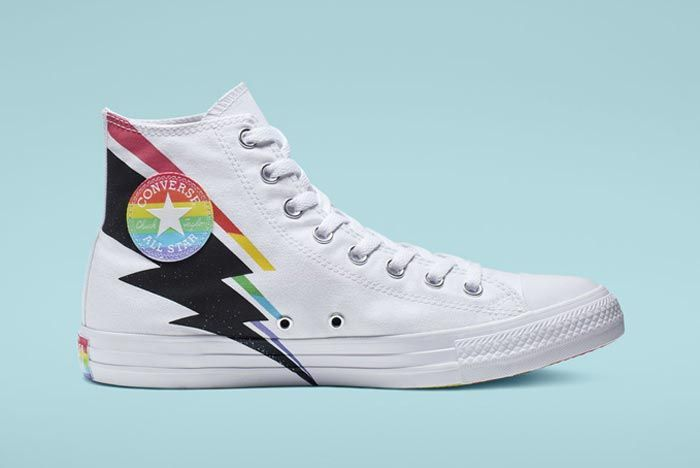 Chuck Taylor All Star Pride High Top Medial