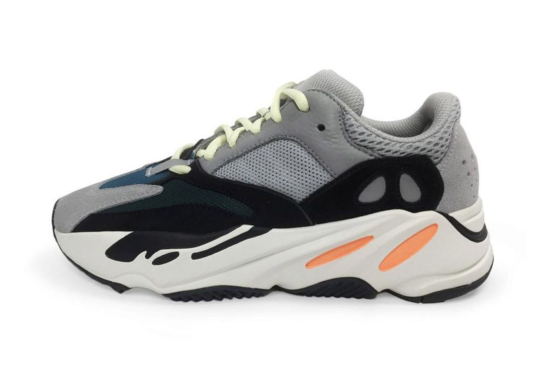 Material Matters History Of Yeezy Adidas Wave Runner 700