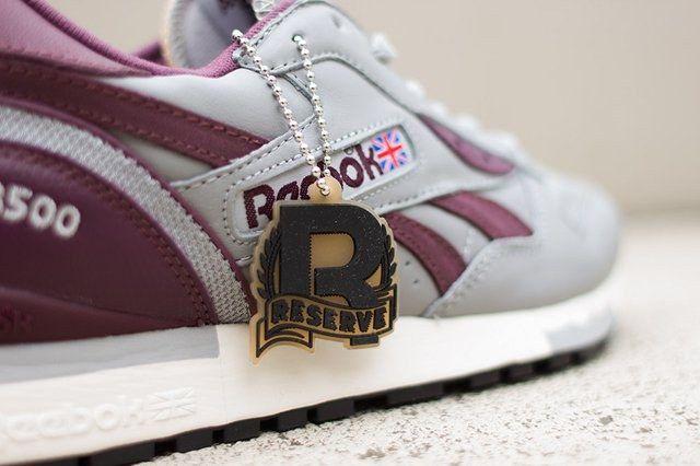 Reebok Lx 8500 Grey Burgundy 1
