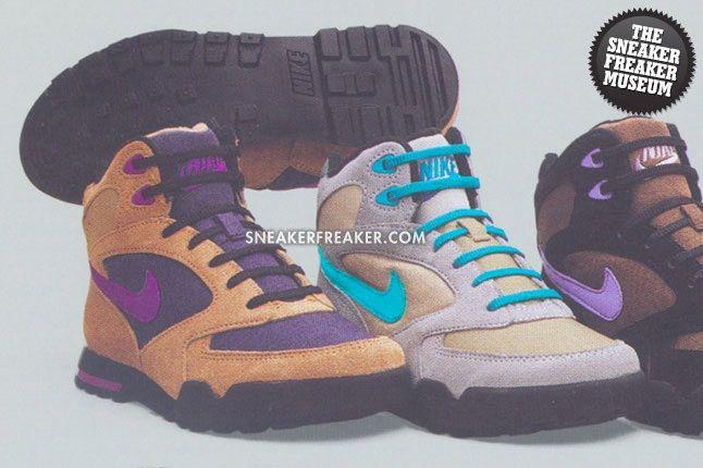 Nike Caldera 1