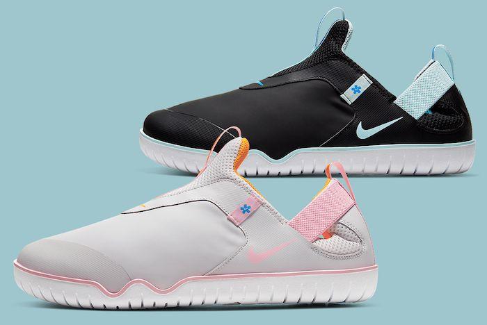 Nike Zoom Pulse Black Pink 1