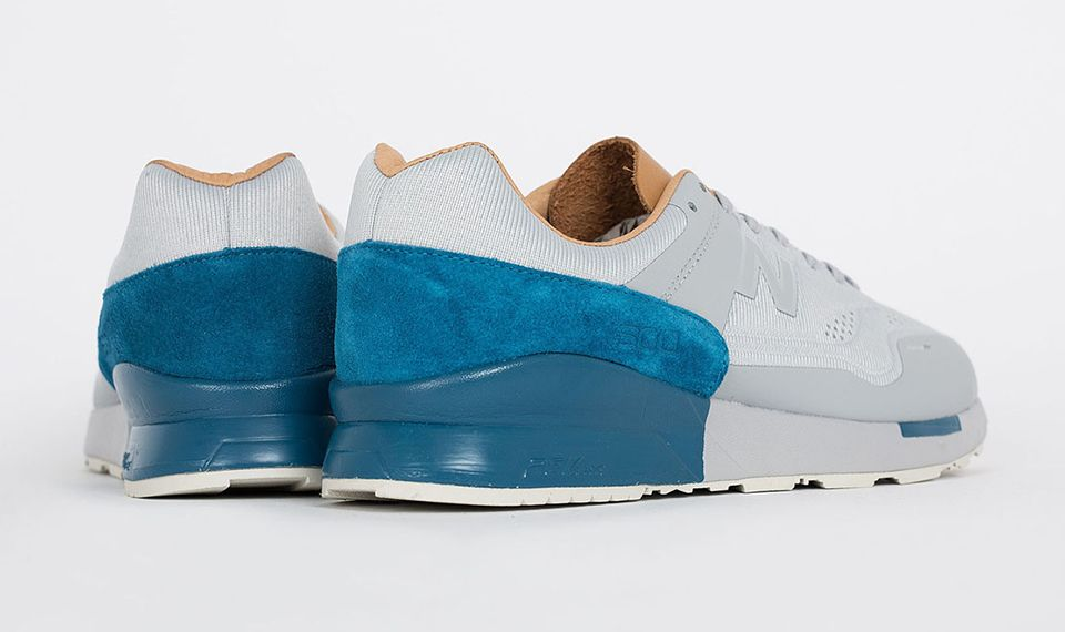 New Balance Re Engineered 1500 Silver Blue 2