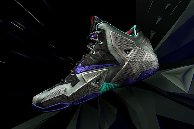 Nike Lebron Xi Official Images Terracotta Warrior 1