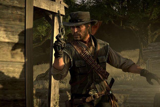 Red Dead Redemption Rockstar 7 1