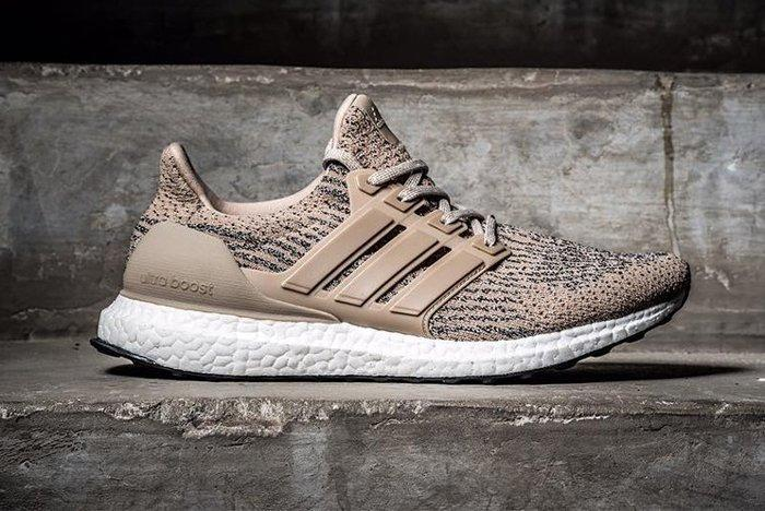 The Adidas Ultra Bosst 3 0 Will Release In Brown Mauve And Tan