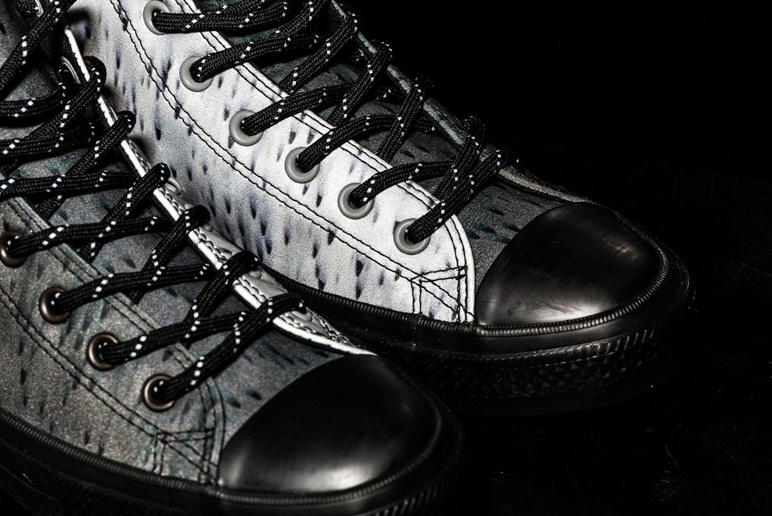Material Matter What Is 3 M Reflective Converse Futura 2
