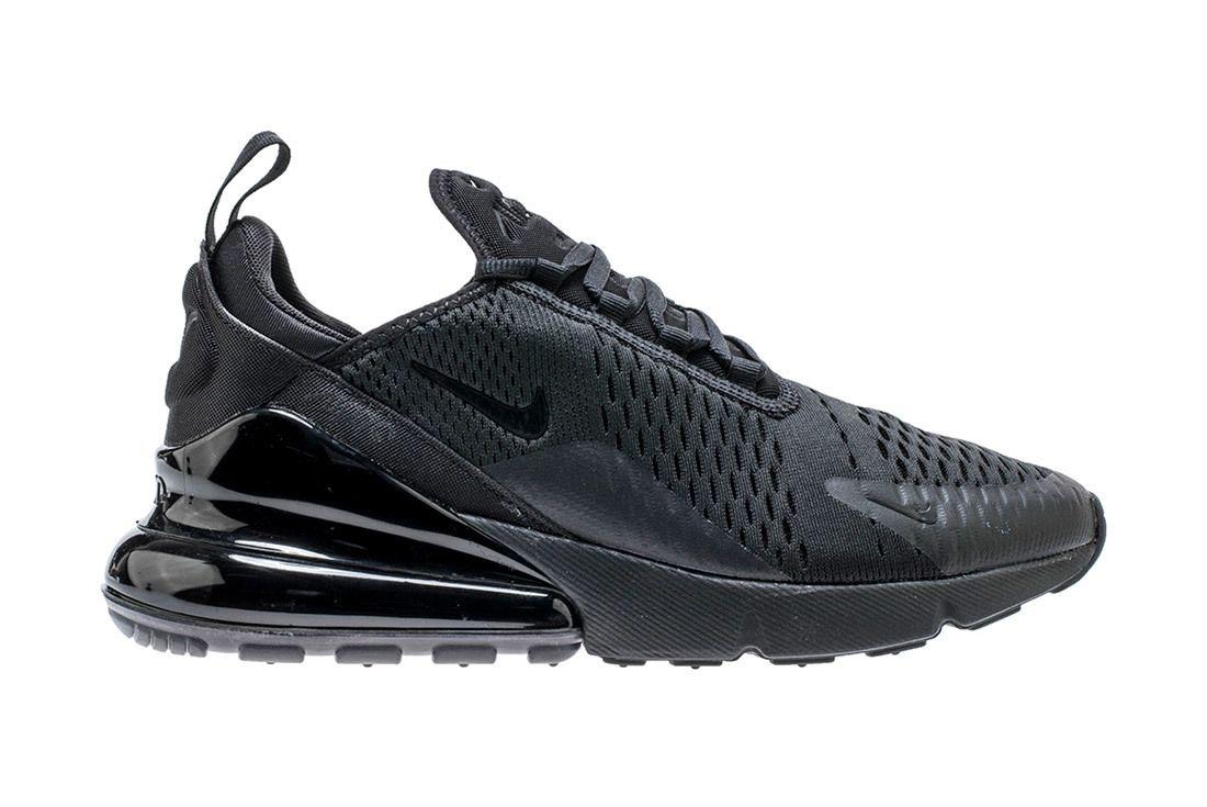 Nike Air Max 270 Triple Black Sneaker Freaker 3