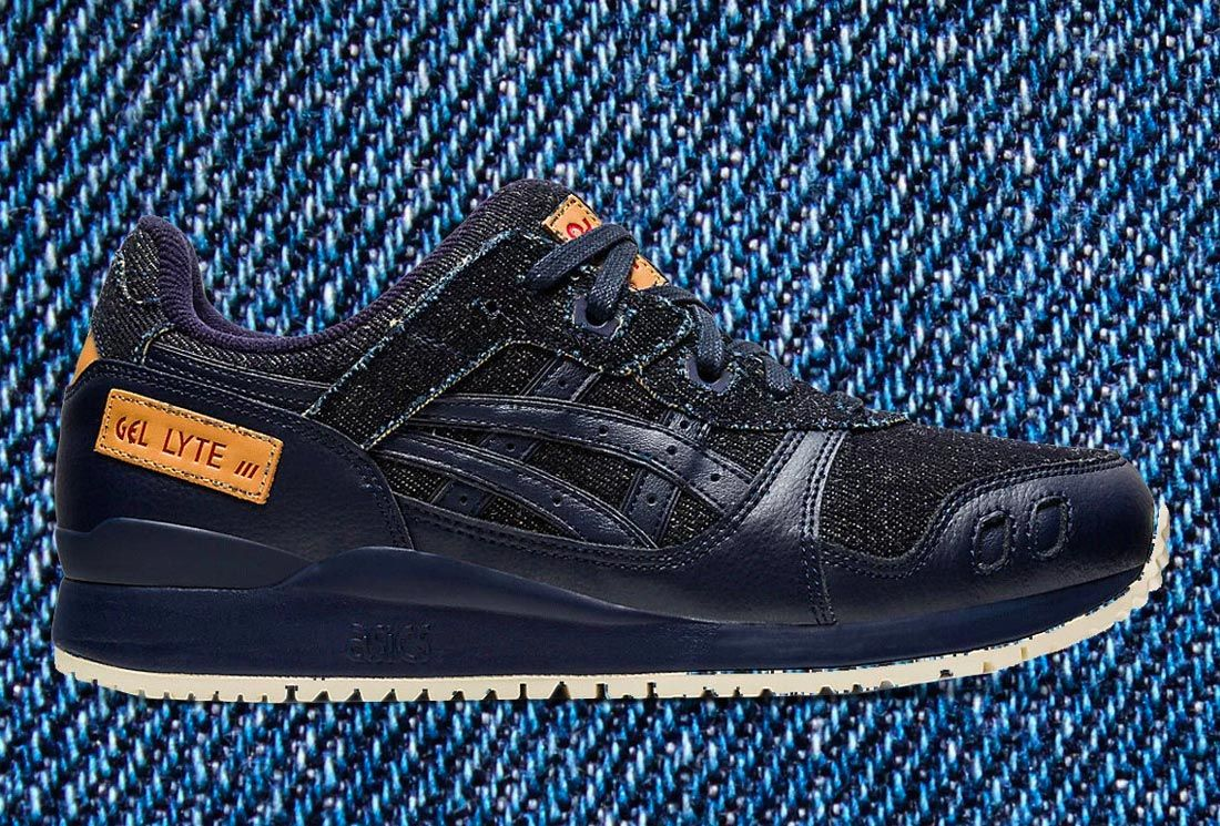 ASICS GEL-Lyte III (Blue Denim)