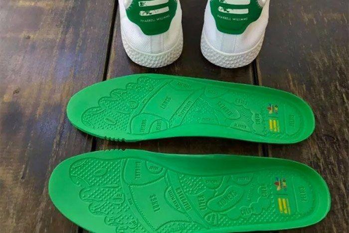 Adidas Pharrell Williams Stan Smith Hu Nmd White 4