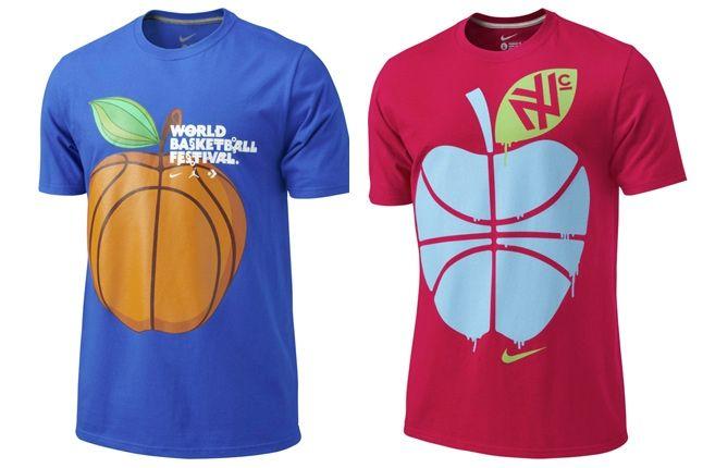 Nike World Basketball Tees 4 1