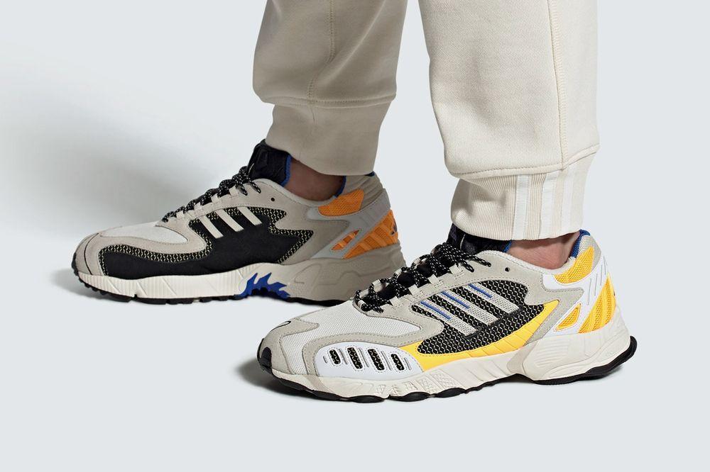 adidas Torsion TRDC On Foot Left