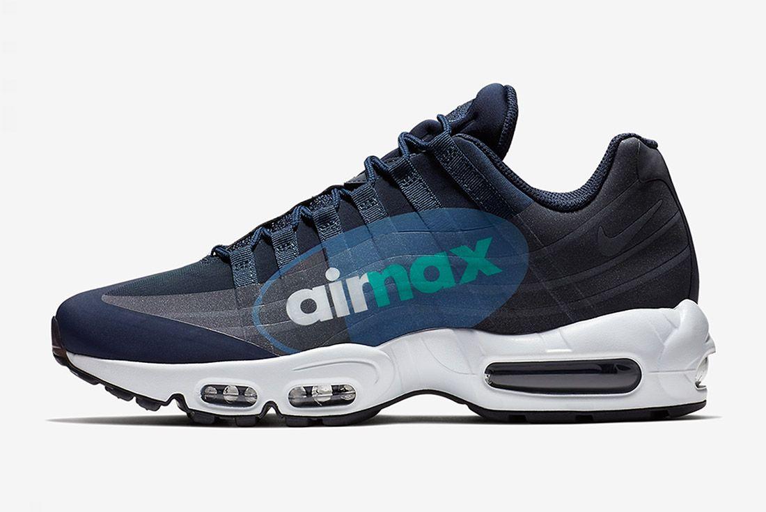 Nike Air Max 95 Big Logo Slate Sneaker Freaker 2