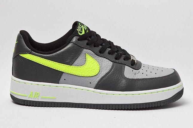 Nike Air Force 1 Volt Profile 1