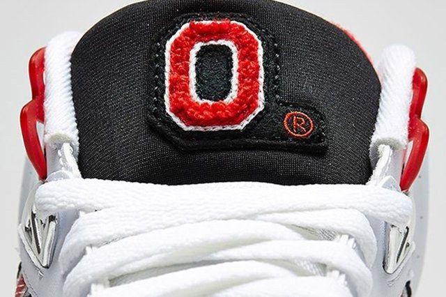 Nike Air Trainer Sc High Prm Qs Ohio State Buckeyes 4