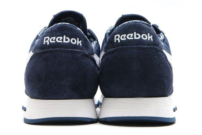 The Hundreds X Reebok Classic Nylon First Look 3