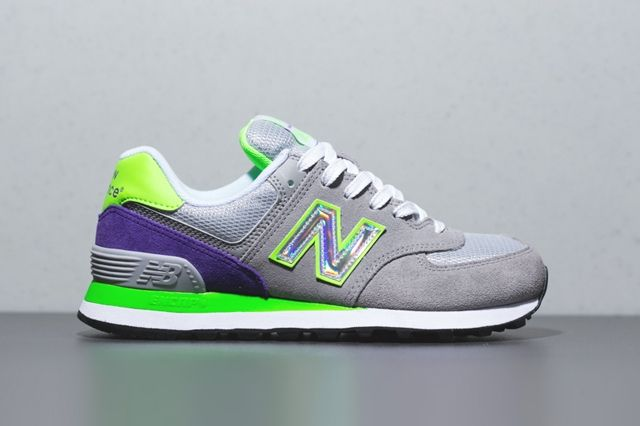 New Balance 574 Hologram Pack 6