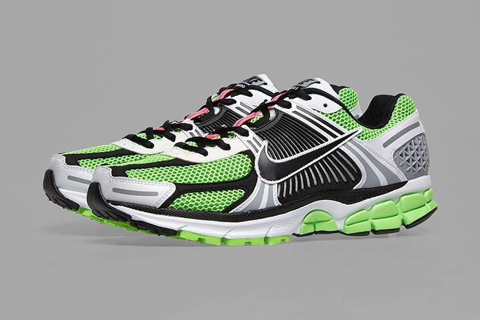Nike Zoom Vomero 5 Se Sp White Green Grey Ci1694 300 Release Date Pair