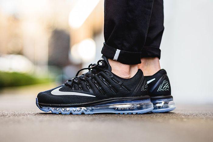 Nike Air Max 2016 Blackwhite10