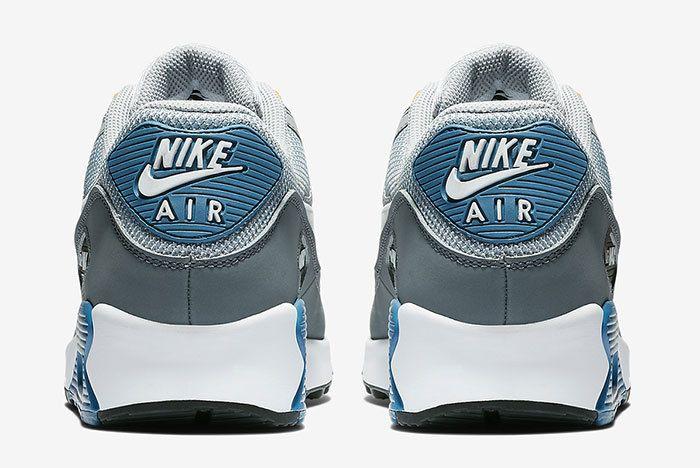 Nike Air Max 90 Grey Blue 5