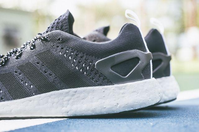 Adidas Primeknit Pureboost Black 6