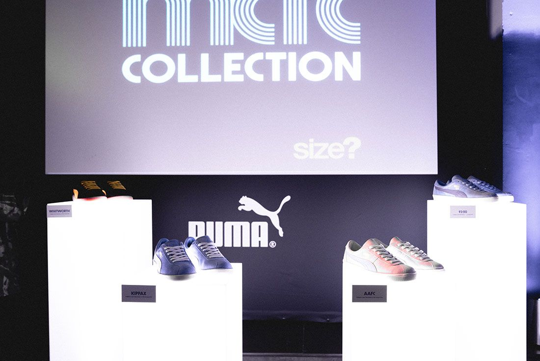 Puma X Size X Manchester City Fc Event Launch27
