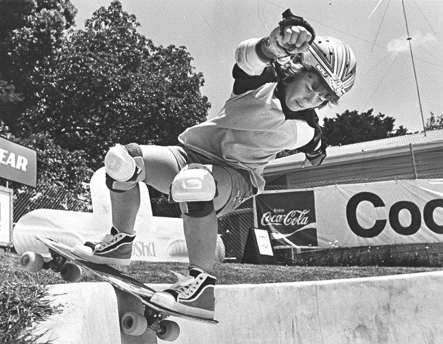 Tony Hallam Vintage Skate 3