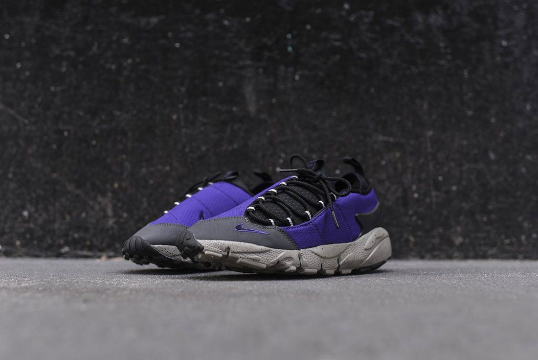 Air Footscape Nm Purple 1