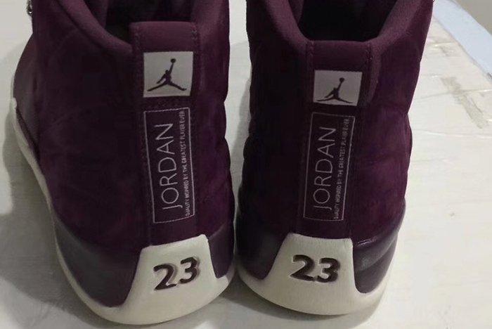 Nike Jordan 12 Bordeaux 3