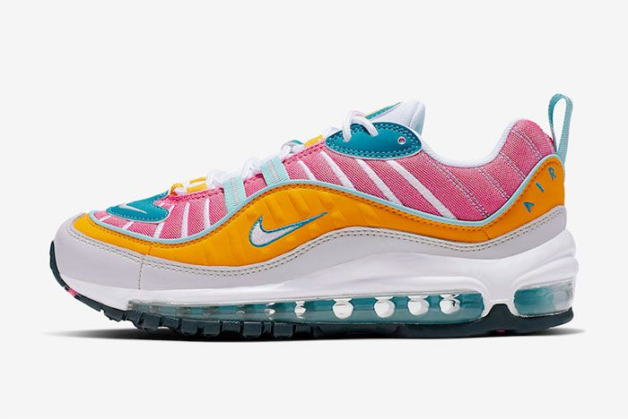 Nike Air Max 98 Easter Left