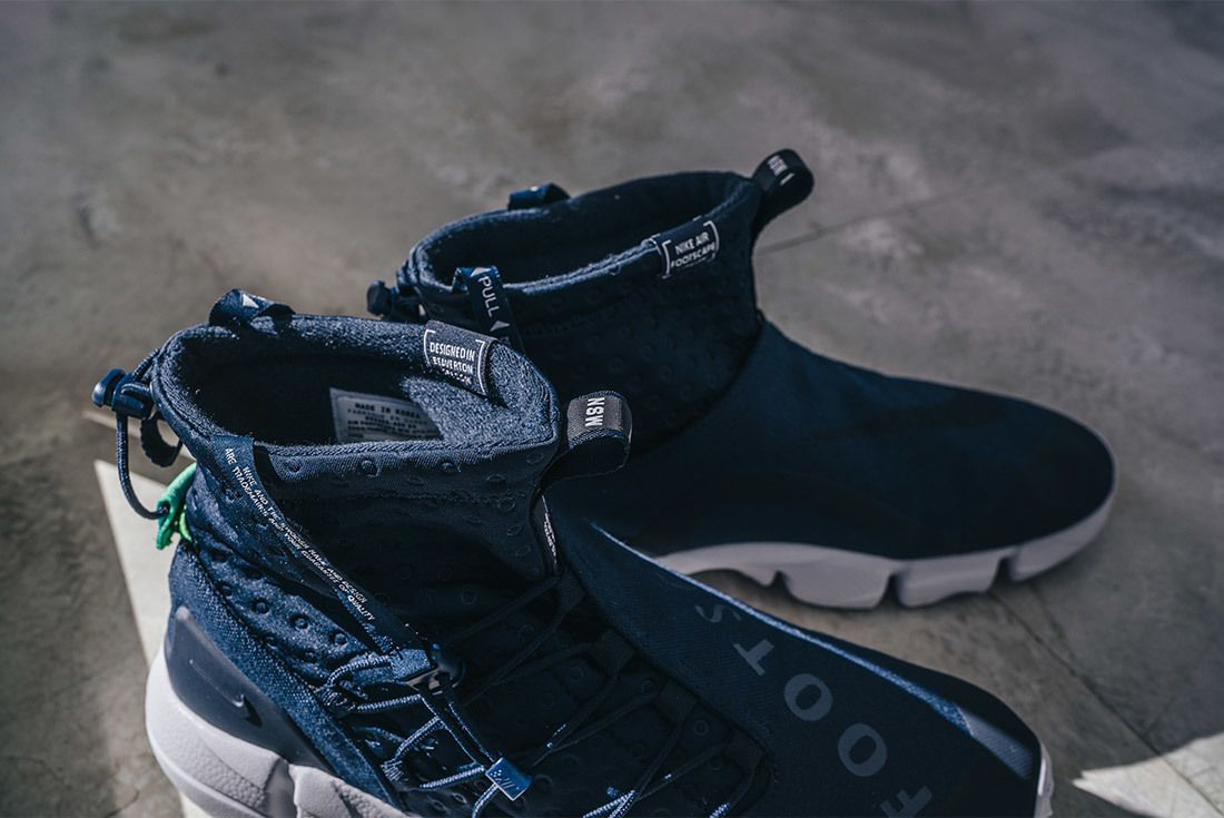 Nike Air Footscape Mid Utility Tokyo Limited Edition For Nonfuture Mita Sneakers 17