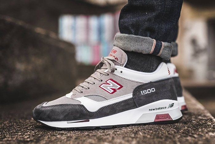 New Balance 1500 Whitered 6