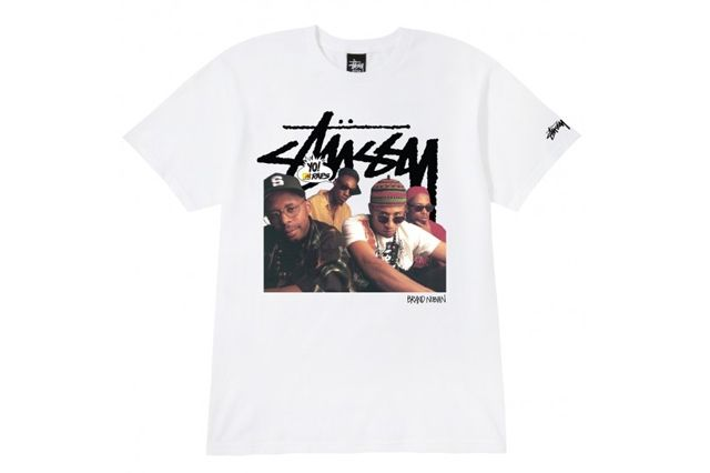 Stussy Mtv Raps T Shirt 11
