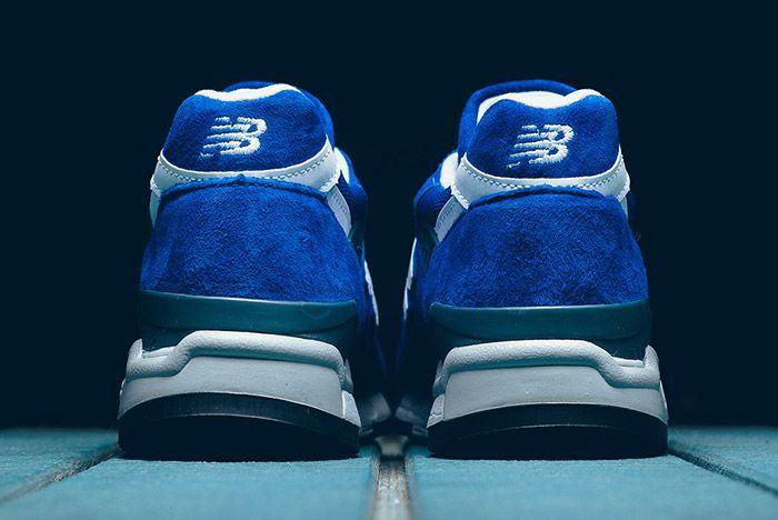 New Balance 998 Made In Usa Royal Blue 7