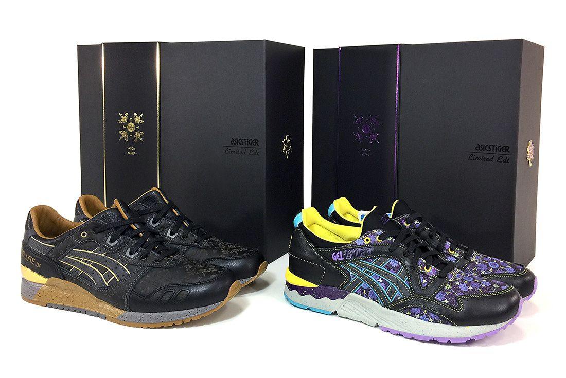 Limited Edt X Asics Gel Lyte Pack 7 1