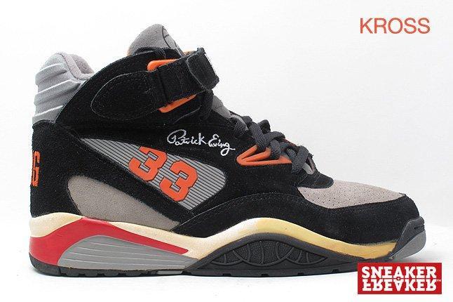 Ewing Sneakers Kross Black 1