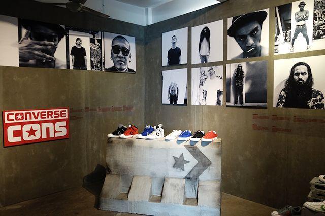 Converse Unveil Their Spring 14 Collection In Bangkok 3