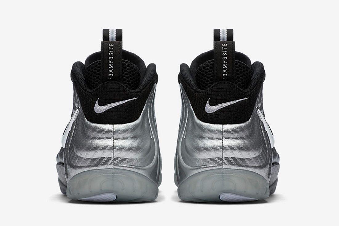 Nike Air Foamposite Metallic 5