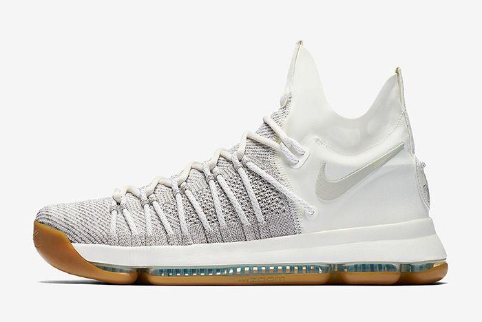 Nike Zoom Kd 9 Elite Ivory Gum 5