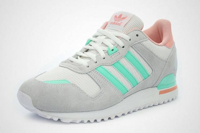 Adidas Originals Zx 700 Salmon Mint