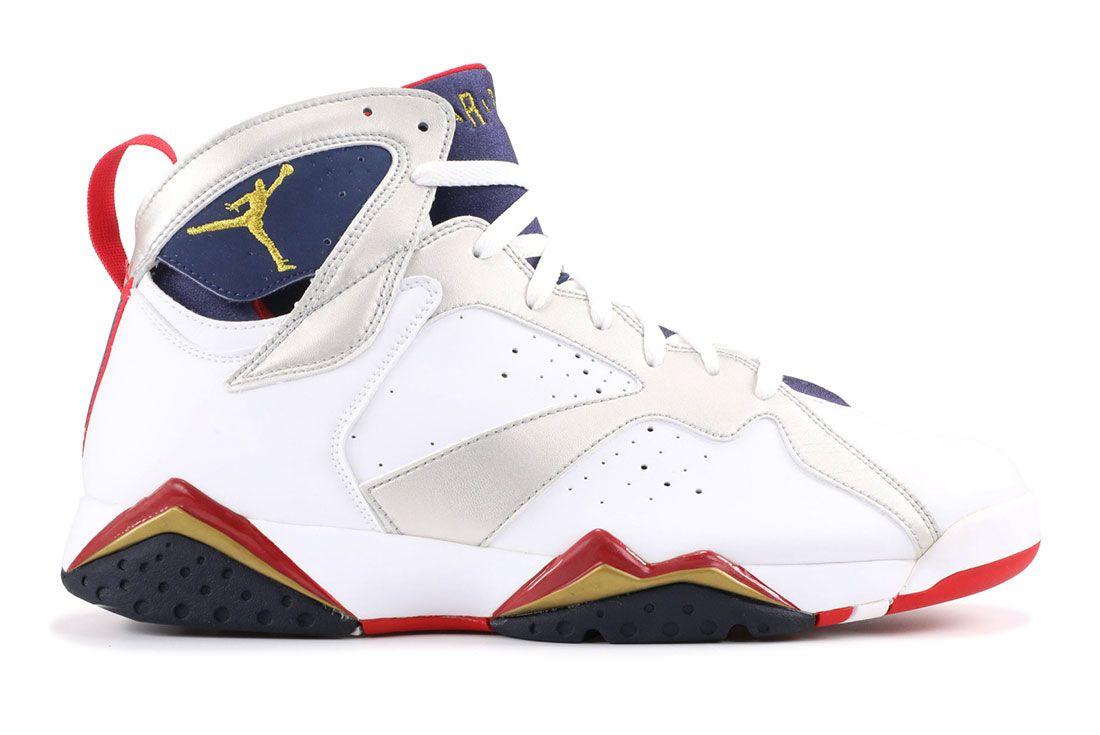 2004 Air Jordan 7 Olympic