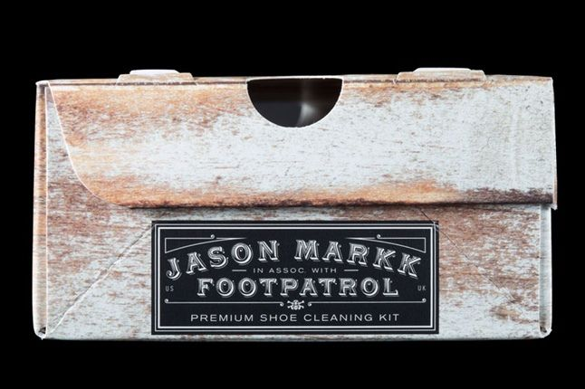 Footpatrol Jason Markk Premium Cleaning Kit General Front 1