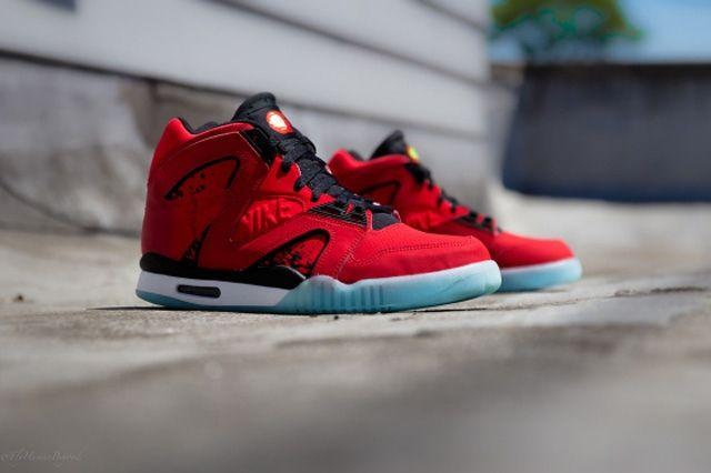 Nike Atc Hybrid Chilling Red Bump 6