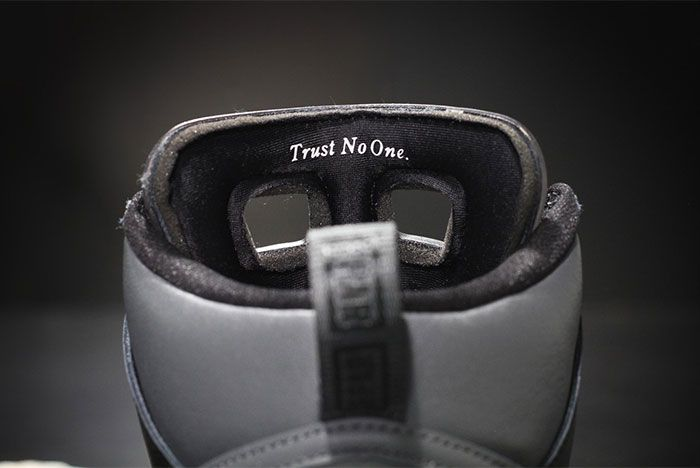 Forty Percent Against Rights Nike Sb Dunk High Detail